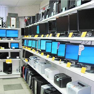 Компьютерные магазины Выползово