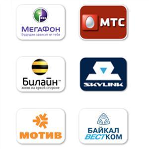 Операторы сотовой связи Выползово