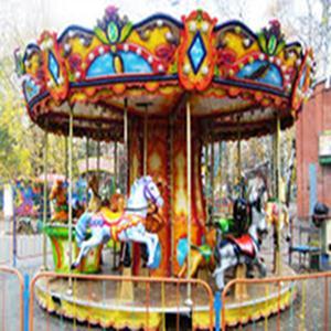 Парки культуры и отдыха Выползово