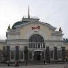 Железнодорожные вокзалы в Выползово
