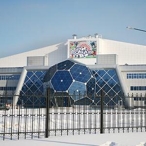 Спортивные комплексы Выползово
