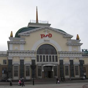 Железнодорожные вокзалы Выползово